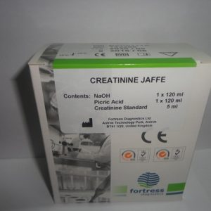 Creatinine Jaffee