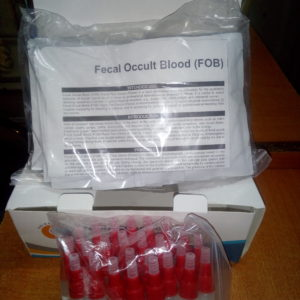 Rapid Fecal Occult Blood (FOB)